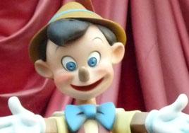 """Mise à jour de la page """"Les Voyages de Pinocchio"""""""